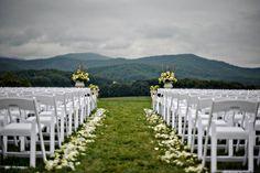 beautiful vineyard wedding    Event Planner: http://theeventco.net/    Photography: http://rothwellphotography.com/    #vineyardwedding #weddingceremony #outdoorwedding #virginiaweddings