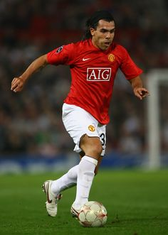~ Carlos Tevez on Manchester United ~