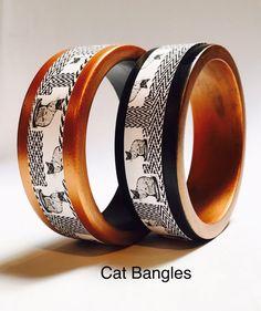 Cat Bracelet, Cat Jewelry,Animal Print Jewelry, Cat Mom Gift, Meow Bracelet by EFKwearableart on Etsy https://www.etsy.com/listing/499806832/cat-bracelet-cat-jewelryanimal-print