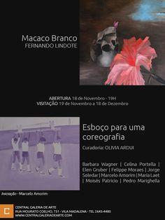 WEB TV VISUAL-ARTV: WEB TV VISUAL ARTV- MACACO BRANCO - FERNANDO LINDO...