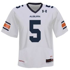 Under Armour Men's Auburn University Sideline Replica Jersey---- my son's number when he played at Auburn!