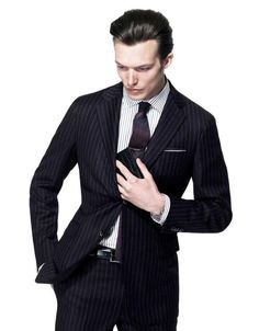 nothing beats a Canali suit.