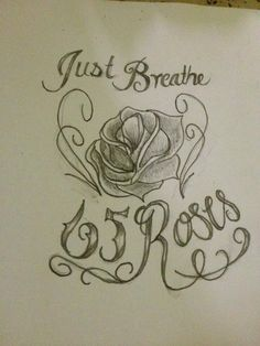 1000 images about tattoos on pinterest cystic fibrosis tattoo just breathe and just breathe. Black Bedroom Furniture Sets. Home Design Ideas