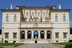 Vila Borghese, Roma