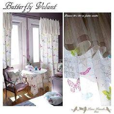 добавьте совему интерьеру романтики #лен #Butterfly коллекция #Carrousel #glleria_arben #fabric #бабочки #pillow