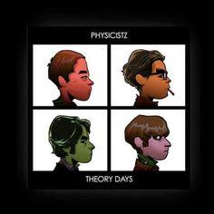 Big Bang Theory/Gorillaz