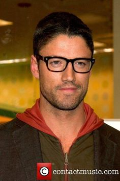 James Scott- so cute Beautiful Eyes, Gorgeous Men, Alison Sweeney, James Scott, Casting Pics, Attractive Guys, Days Of Our Lives, Best Couple, Pretty People