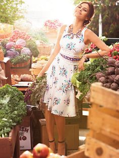 Shop Eva Mendes Collection - Riviera Dress - White Floral . Find your perfect size online at the best price at New York & Company.