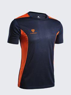 T-Shirt Hommes Pantalon Running Set Tops Gym Fitness Exercice Sport étanche 2018 Newest