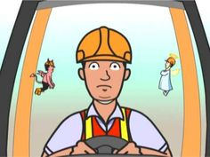 Hoje trago mais um video como sugestão para uso em palestra e/ou treinamentos de conscientização sobre acidentes de trânsito