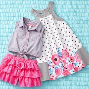 Take a look at the Her One-&-Done Look | Baby to Big Girl event on #zulily today!