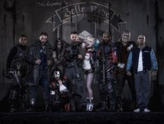 First Look of Suicide Squad is out and is badass. Featuring Will smith as Deadshot, Jared Leto as Joker, Margot Robie as Harley Quinn and Jai Courtney as Boomerang among others. Check out the details. Jay Hernandez, Adam Beach, Jai Courtney, Will Smith, Injustice 2, Dc Comics, Dreamworks, Harley Quinn Et Le Joker, Superman