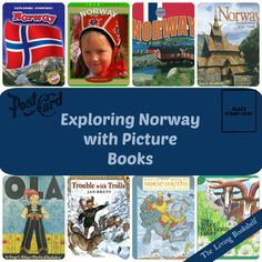 Exploring Norway with Picture Books