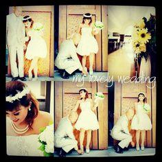 My lovely wedding
