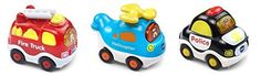 VTech Go Go Smart Wheels Starter Pack Set of 3 ** Click image for more details.Note:It is affiliate link to Amazon.