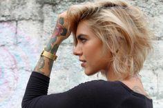 MC | LIFESTYLE CARIOCA: #LOOK FANCY IN GOLD