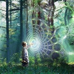 gate to the #spiritual dimension of #Nature