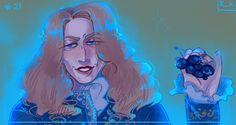 Smol Satan Memento Mori Ring, The Vampire Chronicles, Interview With The Vampire, Satan, Kitty, Fandoms, Princess Zelda, Animation, Fan Art