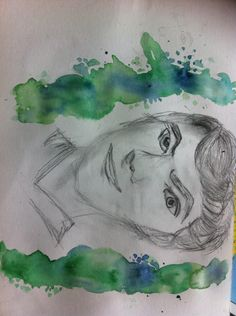 Peter Pan from OUAT             ✯ ☆҉‿➹⁀☆҉☆  My first drawing of a person ✯ ☆҉‿➹⁀☆҉☆