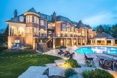 21,000 Sq. Ft. Dream Home Can Be Yours for $4.25-Million (PHOTOS) | Pricey Pads