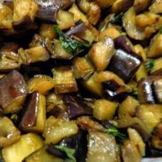 Come preparare Melanzane trifolate col Bimby della Vorwerk, impara a preparare deliziosi piatti con le nostre ricette bimby