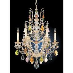 152 best schonbek lighting images on pinterest crystal schonbek roomsimages design your own schonbek bordeaux 22 wide colored crystal chandelier aloadofball Choice Image