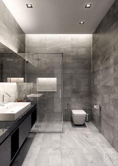 Modern Bathroom Interior Designs: 100 Fascinating Photos https://www.futuristarchitecture.com/15839-modern-bathroom.html: