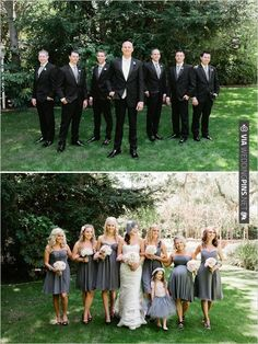 wedding party ideas and flower girl in a tutu! | CHECK OUT MORE IDEAS AT WEDDINGPINS.NET | #bridesmaids
