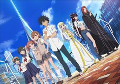 a certain magical index funny posters | Certain Magical Index Episode 10