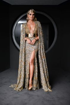 Meu look – Cleopatra Estilizada #BaileDaVogue