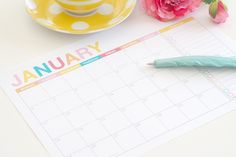 1st rule of getting organised is to organise your diary, so you don't forget any future events. Follow this list of items to write in your diary | The Organised