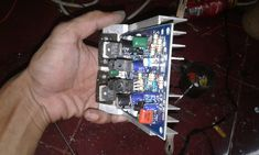 DIY KIT 750W power amplifier with final transistor sanken 2SC2922 2SA1216 , driver transistor C4468 A1695 D1763 B1186 .