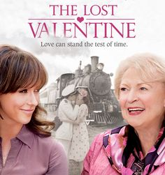 """The lost valentine."" Another great Hallmark movie! A total tear jerker and chic flick:)"