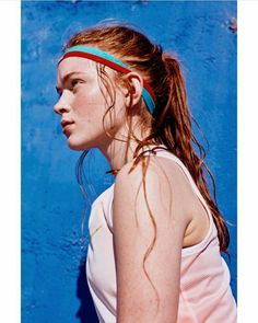 Sadie Sink for Nike React
