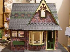 Storybook Cottage by Linda's Miniature Musings - WWII English store