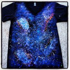 diy nebula shirt - photo #2