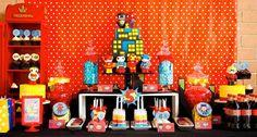 3 Festas Infantis com o Tema Super Herói | Maternidade Colorida
