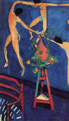 Matisse| via Miss Moss