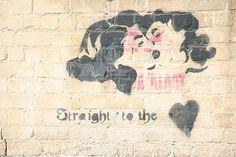 #Lesbian #StreetArt #Stencil