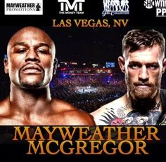 Mayweather & Conor McGregor To Finally Happening