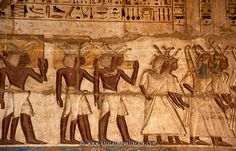 Neferkauhor was an eighth dynasty king of Ancient Egypt during the First Intermediate Period. His name is attested on the Abydos King List as the penultimate king of the Old Kingdom. -  Ancient Egypt - procession
