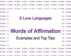 Affirmation Examples, Words Of Affirmation, Love Language Physical Touch, Marriage Counseling Tips, Affection Quotes, True Quotes About Life, Language Quotes, Touch Love, 5 Love Languages