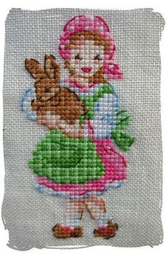 Cross Stitch Kitchen, Cross Stitch Rose, Cross Stitching, Cross Stitch Embroidery, Cross Stitch Designs, Cross Stitch Patterns, Stitches Wow, Stitch Book, Easter Cross