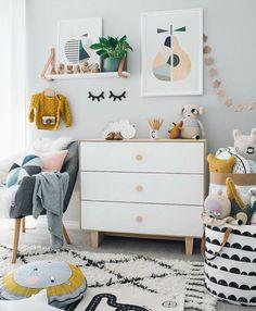 Baby's room inspo