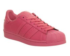 Adidas Superstar 1 Pharrell Supercolor Bahia Pink - His trainers
