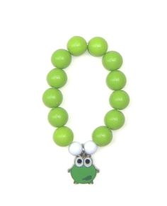 Green Frog Charm #girls #accessories #tween #teesh