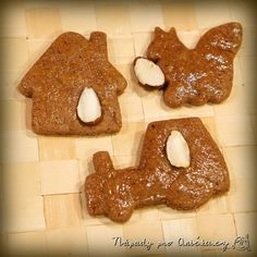 Gingerbread Cookies, Fit, Desserts, Recipes, Gingerbread Cupcakes, Tailgate Desserts, Deserts, Shape, Postres