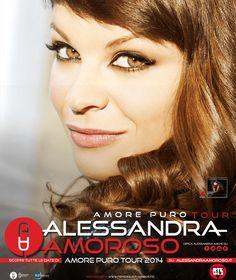 Verona: 19 maggio Alessandra Amoroso in Arena @GardaConcierge