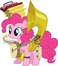 I loooooves me some Pinkie Pie! <3