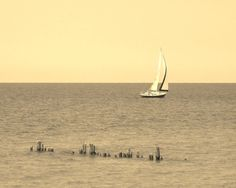 SAILINGBeach Photography Michigan Photography by EyeLoveTheView